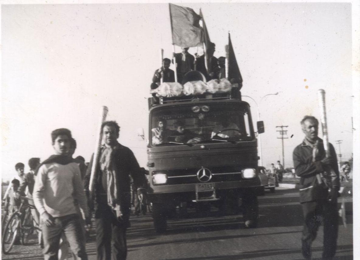 مجموعه تصاویر قدیمی ( آقایان رکنی و سید محمودی )